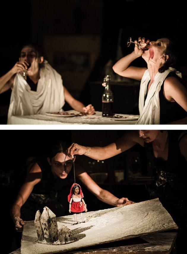 Nahia Garat photographe photographer Nouvelle Aquitaine France french photographer communication culture art rue street art théâtre theater Aurillac Festival cie mouka bordeaux gironde